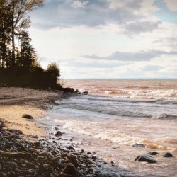 Beach on Lake Superior