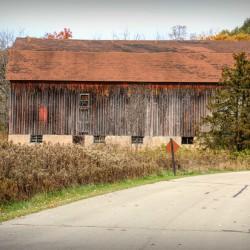 Rusty Old Barn