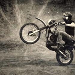 Dirt Bike Star